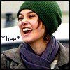 owl: Keira Knightly giggling (giggle)