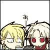 karayan: Amatsuki: Bonten & Ginshu (Art imitates life.)