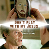 energybar: (don't play with my Jesus)