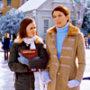 gilmore: (tv → gilmore girls; snow)