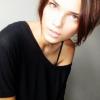 lightening_sky: (Short hair glare)