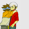 hirra_chan: (MegaMan Battle Network: Netto & Enzan)