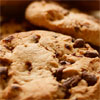 amadi: A closeup of chocolate chip cookies (Cookies)