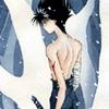 roseargent: Arina Toshimi art (hiei - winter - snow)