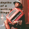 cobaltnine: Hunter S. Thompson with typewriter (hst writing)