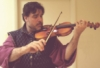 dcseain: Cast shot of me playing my violin in role of minstrel in the Two Gentlemen of Verona (Me 2GVViolin, Me 2GV) (Default)