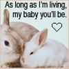 likebunnies: (Bunny Baby)