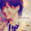 yomimashou: (Chinen: sunshine)