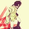 vinesofregret: Cho Hakkai from Saiyuki (ready to start trouble)