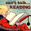 meredith44: Can't talk, I'm reading (Ziva Red)