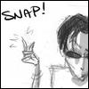 saunteredvaguely: (snap!)