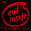lovely_evil_wolf: made by me (evil inside)