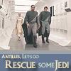 amberleewriter: Let's go rescue some Jedi! (Rescue Bail)