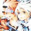 rainy_chan: Scan manga (Allen&Lavi [D.Gray-man] ♥~)