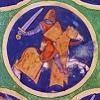 thefairymelusine: Knight in Circle (knight circle green)