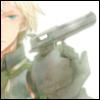 helvetian: Switzerland loading his sidearm (fanart) (Armed and Ready)