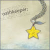 yati: Oathkeeper keychain made by Kairi for Sora (miles to go before I sleep)