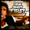 denny: (Han Shot First)