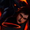 notglitching: (red - seek)