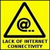 denny: (Warning - Lack of Internet connectivity)