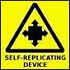 denny: (Warning - Self-replicating device)