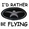 denny: (I'd rather be flying)