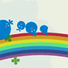 loquacious: (lr - follow the rainbow)