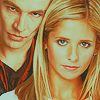 pennyroyal: Buffy and Spike (Spuffy: Over your shoulder)