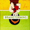 "wistfuljane: toph (avatar: the last airbender) with the word ""brainstorming"" (brainstorming)"
