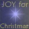 wisdomeagle: (joy for Christmas)
