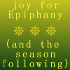 wisdomeagle: (joy for Epiphany)