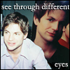 ciaan: (different eyes)