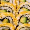 ciaan: (sushi = vegetables)