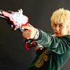 moehakase: (adorable with gun)