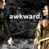 herdivineshadow: (awkward)