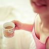 pernille: (un café au lait pour le matin)