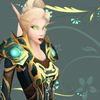 nessie: Blood Elf Priest - World of Warcraft (Priest, Warcraft) (Default)