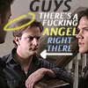 jadekirk: (That's An Angel)