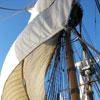 thistleburr: The Kalmar Nyckel with full sails (Kalmar Nyckel)