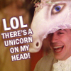 spinelstar: (unicorn on head)