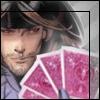 healingmirth: Gambit with cards (gambit)
