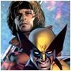 healingmirth: Gambit and Wolverine (gambit and wolverine)