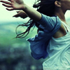 outstretched: (STOCK ♥ [people] You'll take to the sky)