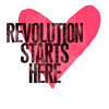 outstretched: (STOCK ♥ [love] Take my revolution)