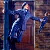 scaramouche: Gene Kelly dancing in the rain, from Singin' in the Rain (singin' in the rain - umbrella)