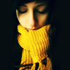 delight: <user name=colorvary> (sunshine scarf)