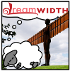 miss_s_b: DreamSheep dreams of the Angel of the North (DreamSheep: Angel of the North)