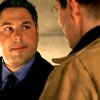 ladynyks: Matt Parkman looking at HRG dubiously in Heroes. (My hero)