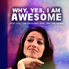 valaunbound: (text  →  Why yes I am awesome)