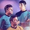 trekfics: (Kirk, McCoy, Spock)